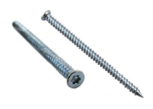 torx concrete screws