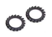DIN 6798 Serrated Lock Washers