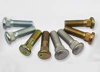Knurled Wheel bolts