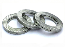 Stainless Steel Wedge Lock Washers